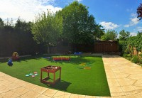 Oaklea House Day Nursery - Garden