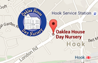 How to Find OakleaHouse Day Nursery